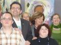 Kiállítás megnyitó a Bárczin