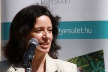 Fűrész Tünde helyettes államtitkár (EMMI)