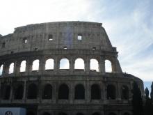 Római városnézésen