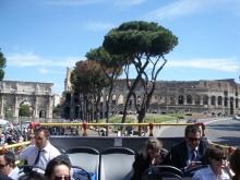 A Palatinus domb mellett - itt történt Róma alapítása